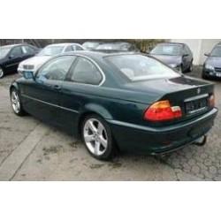 ATTELAGE BMW Serie 3 Cabriolet 1998-2005 (E46/C) - RDSO demontable sans outil - WESTFALIA