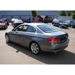 ATTELAGE BMW Serie 3 Cabriolet 2006- (E93) - RDSO demontable sans outil - attache remorque WESTFALIA