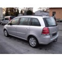 ATTELAGE OPEL Zafira II 2005- (Type 756 et Restyling) - Rotule equerre - attache remorque WESTFALIA
