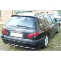 ATTELAGE PEUGEOT 406 Break (Type 8E et 8F) - 1997- Rotule equerre - attache remorque WESTFALIA