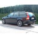 ATTELAGE VOLVO V50 2004- - RDSO demontable sans outil - WESTFALIA