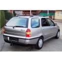 ATTELAGE FIAT Palio Week-end 1996- (Type 178 Sauf GPL ) - Rotule equerre - attache remorque WESTFALIA