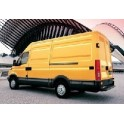 ATTELAGE IVECO DAILY FOURGON 2006-2010 - Rotule equerre - attache remorque WESTFAL