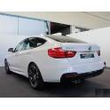 ATTELAGE BMW Serie 3 GT 2012- (GRAN TURISMO F34) - RDSO demontable sans outil - attache remorque WESTFALIA..