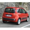 ATTELAGE FIAT PANDA 2012- (Sauf 4x4 et GPL Type 312) - Col de de cygne - attache remorque WESTFALIA