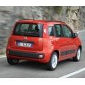 ATTELAGE FIAT PANDA 2012- - Col de cygne - attache remorque WESTFALIA