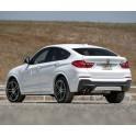 ATTELAGE BMW X4 09/2014- (F26) - RDSO demontable sans outil - attache remorque WESTFALIA