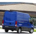 ATTELAGE IVECO DAILY FOURGON 2014- - Rotule equerre -WESTFALIA