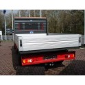 ATTELAGE OPEL MOVANO CHASSIS CABINE 2010- (roues jumelees sauf L2) - Rotule equerre - attache remorque WESTFALIA