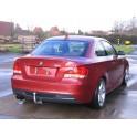 ATTELAGE BMW Serie 1 Cabriolet 2007- (E88) - RDSO demontable sans outil - attache remorque WESTFALIA