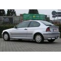 ATTELAGE BMW Serie 3 Compact 2001- 2005 (E46 Sauf M3 et Sport) - RDSO demontable sans outil - WESTFAL