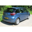 ATTELAGE CITROEN C4 GRAND PICASSO 2013- - RDSO demontable sans outil - attache remorque WESTFALIA