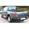 ATTELAGE MITSUBISHI L200 2006- (pick-up) - Rotule equerre - attache remorque WESTFALIA