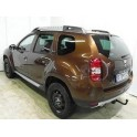 ATTELAGE DACIA DUSTER 2013- - Rotule equerre - attache remorque WEST
