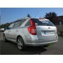 ATTELAGE KIA CEED Break 2007- (Sporty Wagon) - RDSO demontable sans outil - attache remorque WESTFALIA