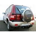 ATTELAGE KIA Sportage 1994-2004 - Rotule equerre - attache remorque WESTFALIA