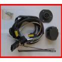 Faisceau specifique attelage PEUGEOT 208 2012- 7 Broches montage facile prise attelage