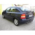 ATTELAGE OPEL Astra G 1998-2004 (Berline Hayon,Coffre) - RDSO demontable sans outil WESTFALIA
