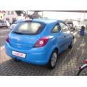 ATTELAGE OPEL Corsa D - 2006 (Sauf OPC et vehicule avec porte velo Flex-Fix) - Col de cygne - WESTFALIA