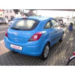 ATTELAGE OPEL Corsa D 2006 (Sauf vehicule avec porte velo Flex-Fix) - RDSO demontable sans outil - WESTFAL