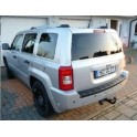 ATTELAGE JEEP Patriot - 2007- - RDSO demontable - attache remorque WESTFALIA
