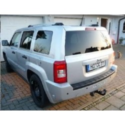 ATTELAGE JEEP Patriot - 2007- - RDSO demontable sans outil - attache remorque WESTFALIA
