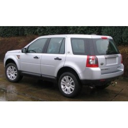 ATTELAGE LAND ROVER Freelander 2007- - Rotule equerre - attache remorque WESTFALIA