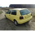 ATTELAGE VOLKSWAGEN Golf 3 1992-1998 (Type 1H et 1E - Synchro -(Cab-98) - Rotule equerre- WESTFA