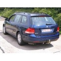 ATTELAGE VOLKSWAGEN Golf 5 Break 2007- (Type 1K) - RDSO demontable sans outil - WESTFALIA