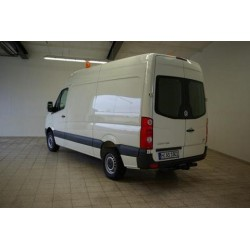 ATTELAGE VOLKSWAGEN Crafter Fourgon Type 2E - 2006- - Rotule equerre - WESTFALIA