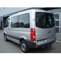 ATTELAGE VOLKSWAGEN CRAFTER 2006 - Rotule equerre - attache remorque WEST