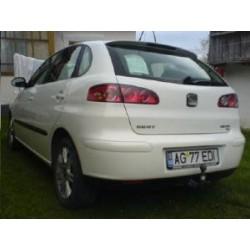 ATTELAGE SEAT Ibiza 2002- 2008 (Type 6L Sauf FR et Cupra) - Col de de cygne -