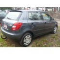 ATTELAGE SKODA Fabia Berline 2007- - RDSO demontable sans outil - attache remorque WESTFALIA