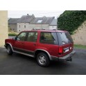 ATTELAGE FORD Explorer -1996 (4x4 Type U34) - Rotule equerre - attache remorque WESTFALIA