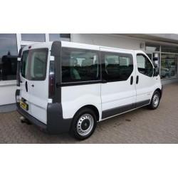 ATTELAGE RENAULT Trafic Minibus 2001-2006 (et Rallonge Type FL Sauf 4x4) - R