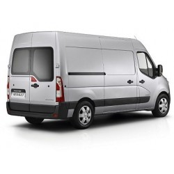 ATTELAGE RENAULT MASTER 2010- Traction roues simples - Rotule equerre - attache remorque WESTFALIA