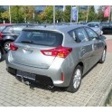 ATTELAGE TOYOTA AURIS 2013- - RDSO demontable - attache remorque WESTFA