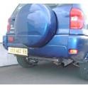 ATTELAGE TOYOTA RAV 4 Fun Cruiser 1994-2000 (3 et 5P et cabriolet) - - RDSO demo