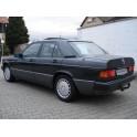 ATTELAGE MERCEDES 190 Berline 1988- (Type W201 sans correcteur d assiette) - attache remorque WESTFALIA