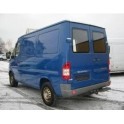 ATTELAGE MERCEDES Sprinter 1995-2006 - Rotule equerre - attache remorque WESTFALIA