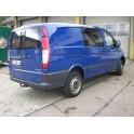 ATTELAGE MERCEDES Vito II 2003-2004 - RDSO demontable sans outil - attache remorque WESTFALIA
