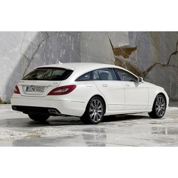 ATTELAGE MERCEDES CLS Shooting Brake 2012- - RDSO demontable sans outil - attache remorque WESTFALIA