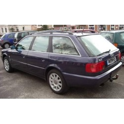 ATTELAGE AUDI A6 Break 1996 (Type 4A) - Rotule equerre - attache remorque WESTFALIA
