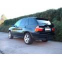 ATTELAGE BMW X5 06/2000-12/2006 (E53) - RDSO demontable sans outil - attache remorque WESTFALIA