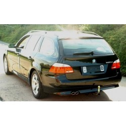 ATTELAGE BMW Serie 5 Break 2004- (E61) (Sauf M5) - Col de cygne - attache remorque WESTFALIA