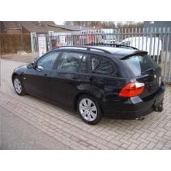 ATTELAGE BMW Serie 3 Break 2005- (E91) - Col de cygne - attache remorque WESTFALIA
