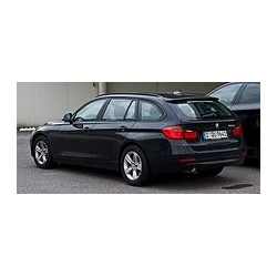 ATTELAGE BMW Serie 3 Break 2012- (Touring F31) - RDSO demontable sans outil - attache remorque WESTFALIA..