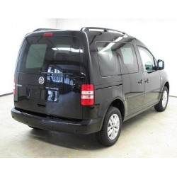 ATTELAGE VOLKSWAGEN CADDY 2010- (2K et Cross) - Rotule equerre - attache remorque WESTFALIA