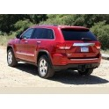 ATTELAGE JEEP GRAND CHEROKEE 2011-2013 - RDSO demontable - attache remorque WESTFA