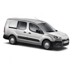 ATTELAGE PEUGEOT PARTNER LONG 2011- Multispace - Rotule equerre - attache remorque WESTFALIA